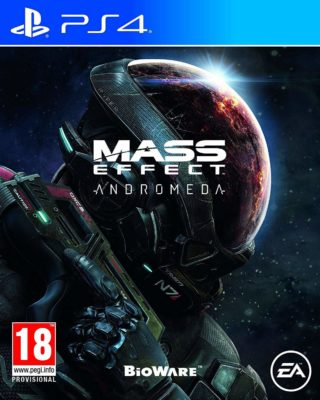 CPU Shop Ps4 Mass Effect Andromeda