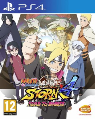 CPU Shop Ps4 Naruto Shippuden: Ultimate Ninja Storm 4 - Road to Boruto