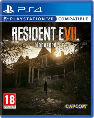 CPU Shop Ps4 Resident Evil 7