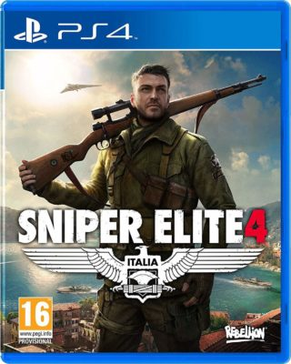 CPU Shop Ps4 Sniper Elite 4