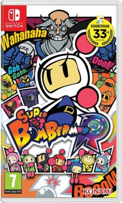 CPU Shop Switch Super Bomberman R