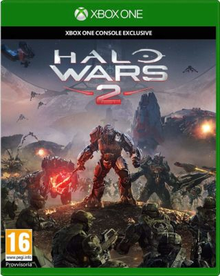 CPU Shop Xbox One Halo Wars 2