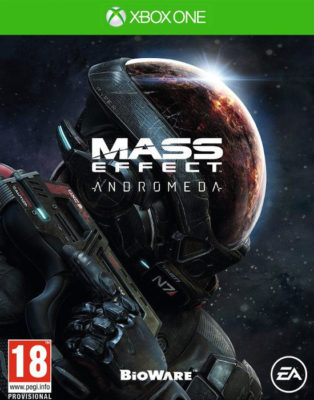 CPU Shop Xbox One Mass Effect Andromeda