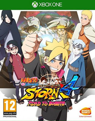 CPU Shop Xbox One Naruto Shippuden: Ultimate Ninja Storm 4 - Road to Boruto