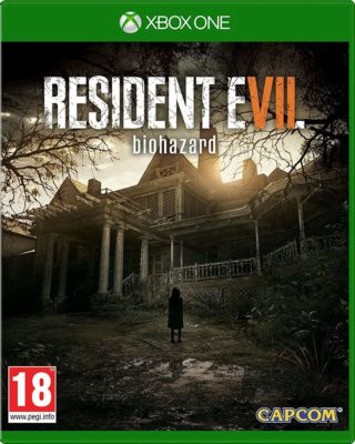 CPU Shop Xbox One Resident Evil 7 Biohazard