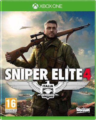 CPU Shop Xbox One Sniper Elite 4