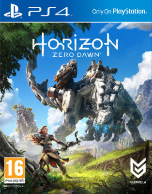 CPU Shop Ps4 Horizon Zero Dawn