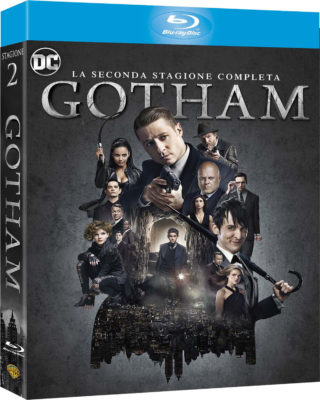 CPU Shop Serie Tv Bluray Gotham - Stagione 02
