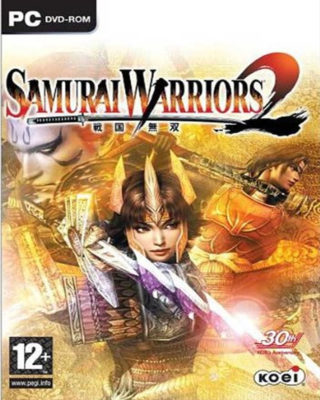 CPU Shop Pc SAMURAI WARRIOR'S 2
