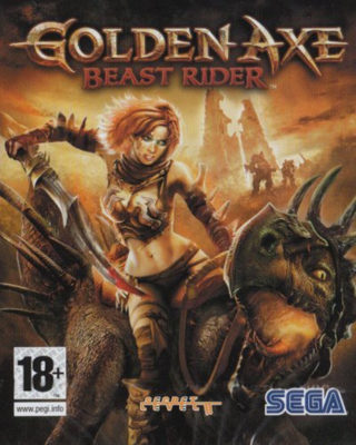 CPU Shop Ps3 GOLDEN AXE Beast Rider