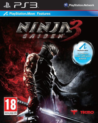 CPU Shop Ps3 Ninja Gaiden 3
