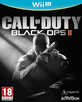 CPU Shop WiiU CALL of DUTY Black Ops II