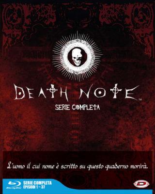 CPU Shop Blu-ray SerieTv Death Note Serie Completa