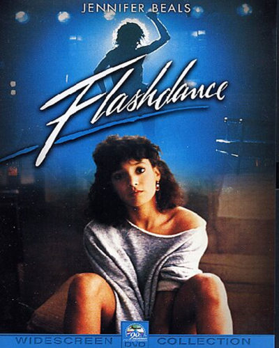 CPU Shop DvD Film Flashdance