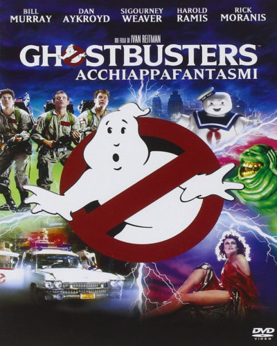 CPU Shop DvD Film Ghostbusters Acchiappafantasmi
