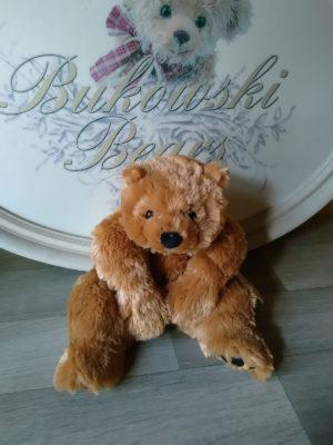 CPU Shop Peluche Antonio Baby Polar Bear Bruno