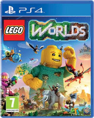 CPU Shop Ps4 Lego World