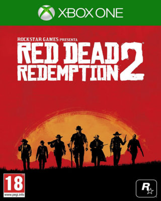 Red Dead Redemption 2 by Rockstar Games XboxOne CPU Shop