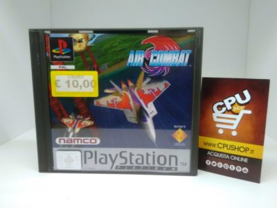 PlayStation 1 - AIR COMBAT by Namco | CPU Shop