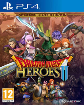 Dragon Quest Heroes II - Explorer's Edition by Square Enix PS4   CPU Shop