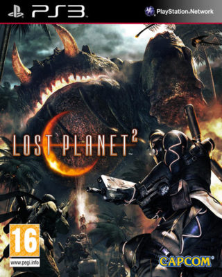 Lost Planet 2 by Capcom PS3 | CPU Shop