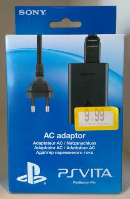 Adattatore AC PSVita by Sony | CPU Shop