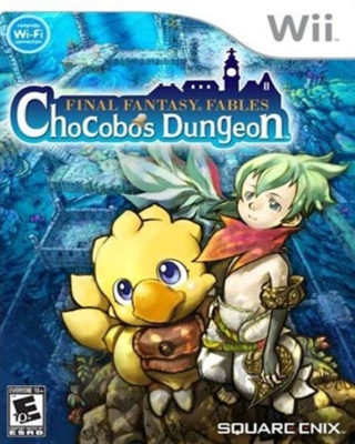 Final Fantasy Fables: Chocobo's Dungeon by Square-Enix Wii | CPU Shop