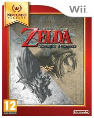 Zelda: The Twilight Princess by Nintendo Wii - Select | CPU Shop