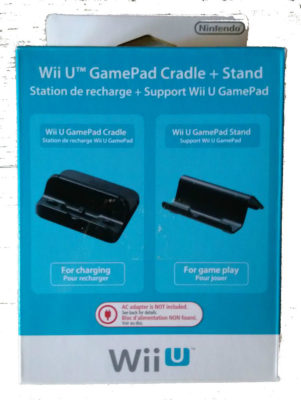 CPU-Shop-WiiU-GamePad Cradle e Stand