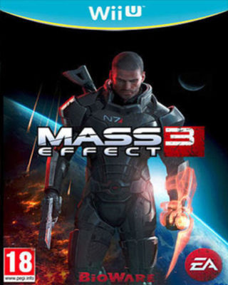 Mass Effect 3 by Ea Games WiiU | CPU Shop
