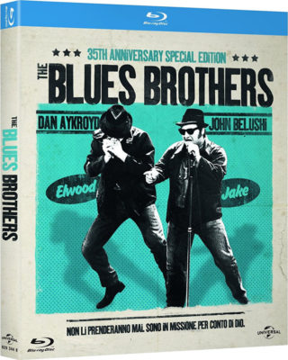 Blues Brothers (The) (Bluray) 35Th Anniversary Special Edition | CPU Shop