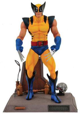 WOLVERINE YELLOW - Action Figure | CPU Shop