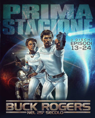CPU-Shop-DvD-Film-Buck Rogers - Stagione 01 #02