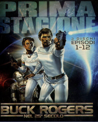 CPU-Shop-DvD-Film-Buck Rogers - Stagione 01 #02 (Eps 13-24)