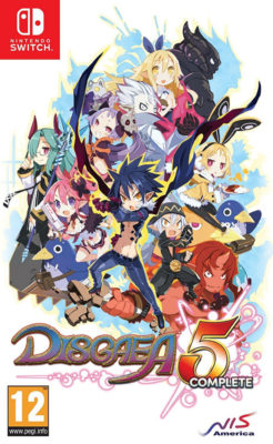 Disgaea 5 Complete by Nis America Switch | CPU Shop