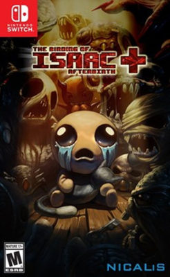 THE BINDING OF ISAAC: AFTERBIRTH Switch | CPU Shop