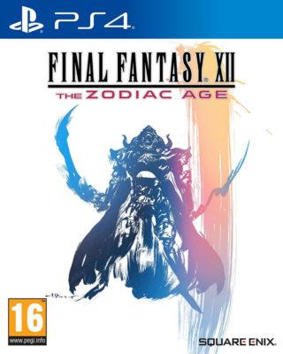 CPU Shop - Ps4 - Final Fantasy XII Zodiac Age