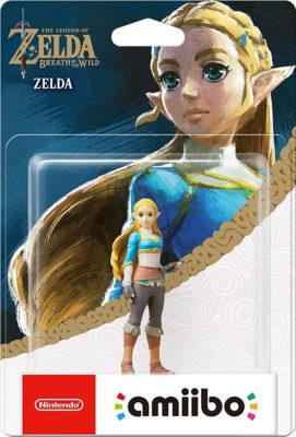NINTENDO Amiibo - Zelda Fieldwork