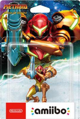 NINTENDO Amiibo - Metroid Aran