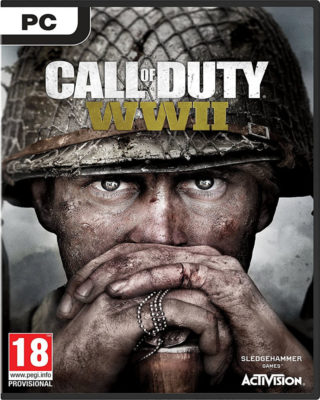 Call of Duty: World War II by Activision PC | CPU Shop