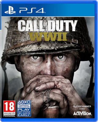 Call of Duty: World War II by Activision PS4 | CPU Shop