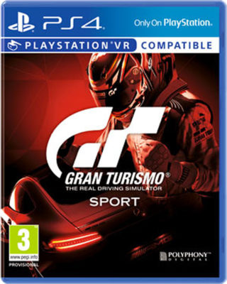 Gran Turismo Sport by Sony Computer Entertainment PS4 | CPU Shop