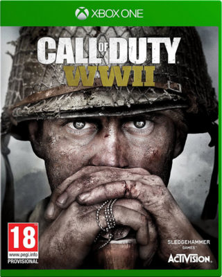 Call of Duty: World War II by Activision XboxOne | CPU Shop