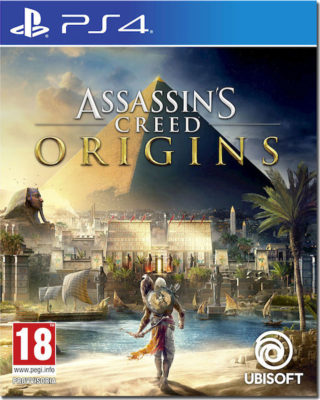 Assassin's Creed: Origins by Ubisoft PS4 | CPU Shop