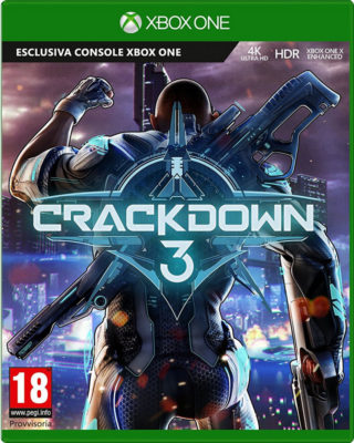 CPU shop - Crackdown 3 - XboxOne
