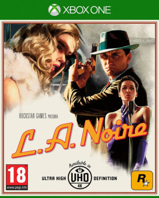 L.A. Noire by Rockstar Games XboxONE | CPU Shop