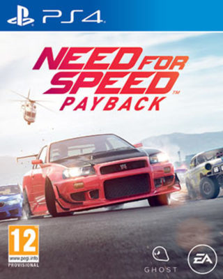 Need For Speed: Payback by EA Electronic Arts PS4| CPU Shop