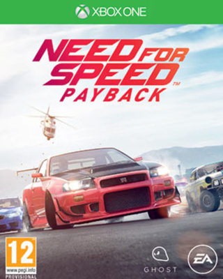 Need For Speed: Payback by EA Electronic Arts XboxOne | CPU Shop