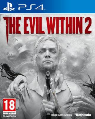 The Evil Within 2 by Bethesda Softworks PS4 | CPU Shop