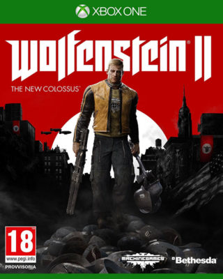 Wolfenstein II: The New Colossus by Bethesda Softworks XboxOne | CPU Shop